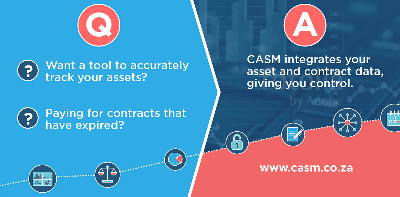 CASM | The benefits of an asset tracking solution